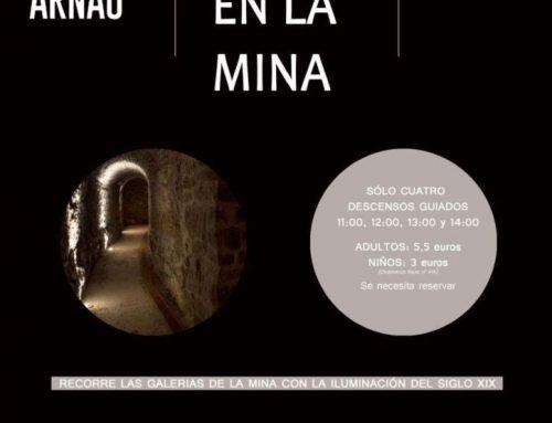 La Noche en la Mina