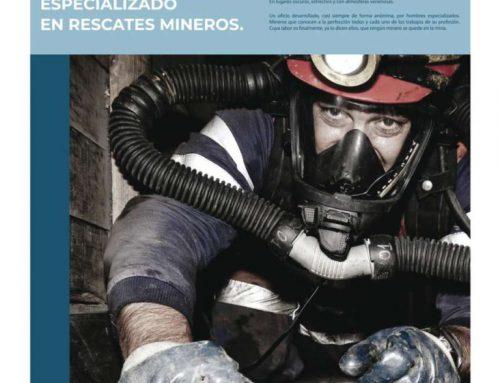 La Brigada de Salvamento Minero