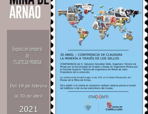 Exposición temporal de Filatelia Minera