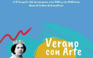 La Reina Ha Llegado - Visita teatralizad Museo Mina de Arnao